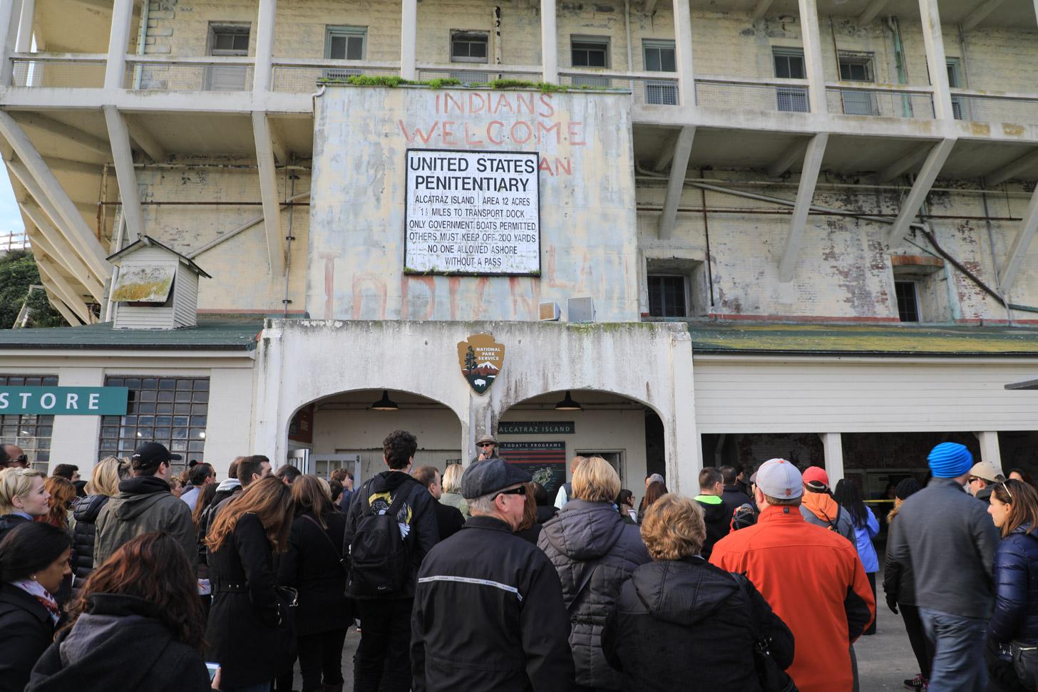 Alcatraz bezoeken