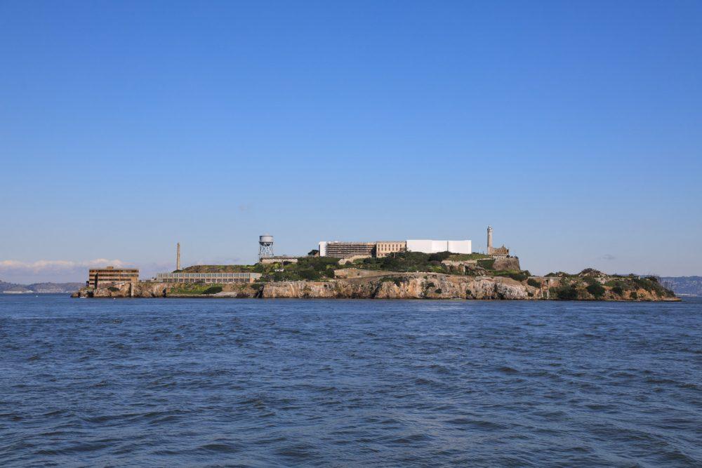 Geschiedenis van Alcatraz