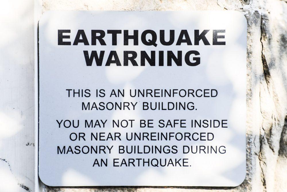 Aardbevingen