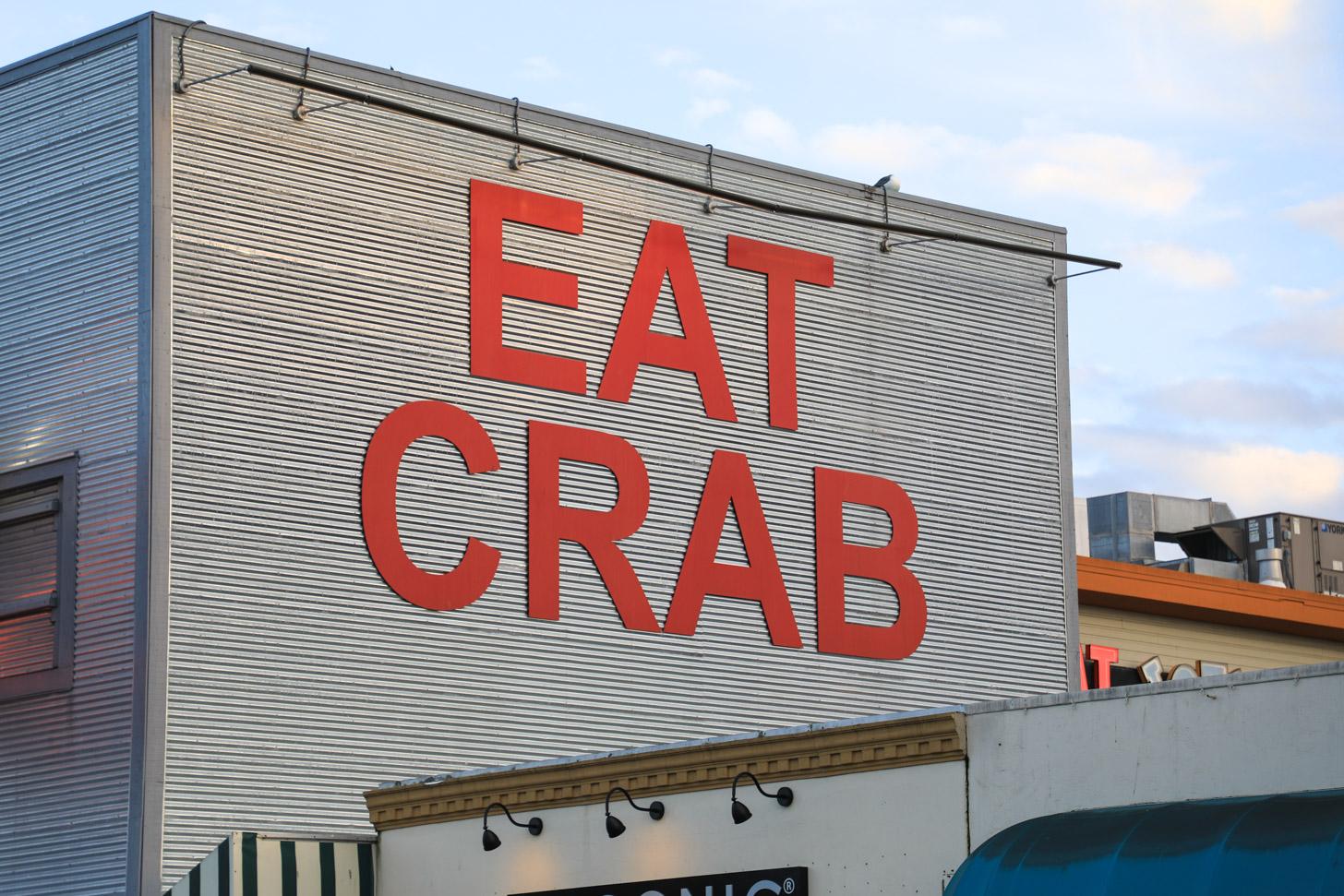 eet krab