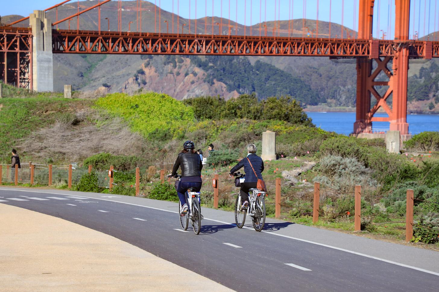 Ontdek San Francisco op de fiets